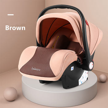 цена на Belecoo Car Seat Infant Carrier Baby Car Safety Seat Infant Baby Cradle Multifunctional Infant Car Seat Baby Comfort Carrier