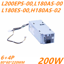 PSU Power-Supply Dell3050 200W New for 5050/7050/6pin/200w L200eps-00/L200as-00/B200as-00/..