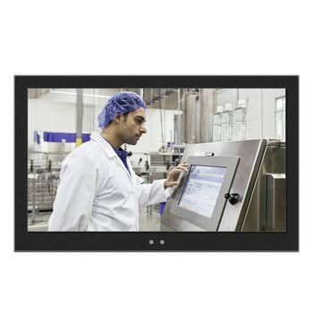 10 12 15 17 19 21 inch all in one Android PC panel pc price with industrial