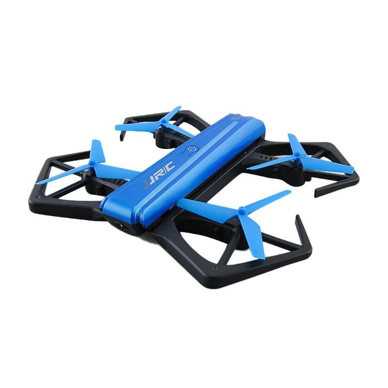JJRC H43 WiFi FPV Drone 720P HD caméra Selfie RC quadrirotor Portable pliant Dron contrôle de vitesse retour automatique avion RC