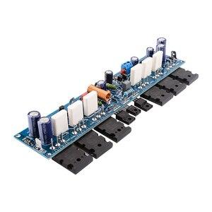 Image 3 - AIYIMA 2Pcs L10 Power Amplifier Board 300W HiFi 2.0 Channel Class AB Sound Amplifiers Amp Transistor A1930 C5171 TT1943 TT5200