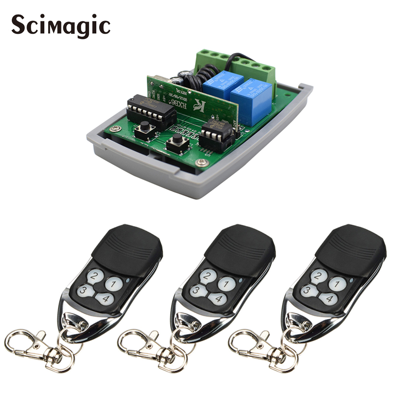 Remote control bft mitto 2 mitto b rcb 433,92 mhz black nine