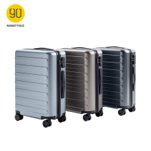 NINETYGO 90FUN PC Suitcase 20 inch Rolling Travel Luggage Carry-on Spinner Wheels TSA Lock Business Vacation Airplane Unisex