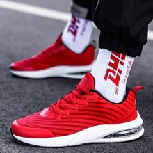 Zapatos informales para hombre de la nueva marca Xiumony, zapatillas deportivas transpirables con cordones para hombre, Calzado cómodo para hombre, zapatos de exterior