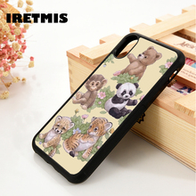 Iretmis 5 5S SE 6 6S TPU Silicone Rubber phone case cover for iPhone 7 8 plus X Xs 11 Pro Max XR Safari Babies cheap Fitted Case Apple iPhones iPhone 4 IPHONE 4S iPhone 5 iPhone5c iPhone 6 iPhone 6 Plus IPHONE 6S iPhone 6s plus iPhone 5s