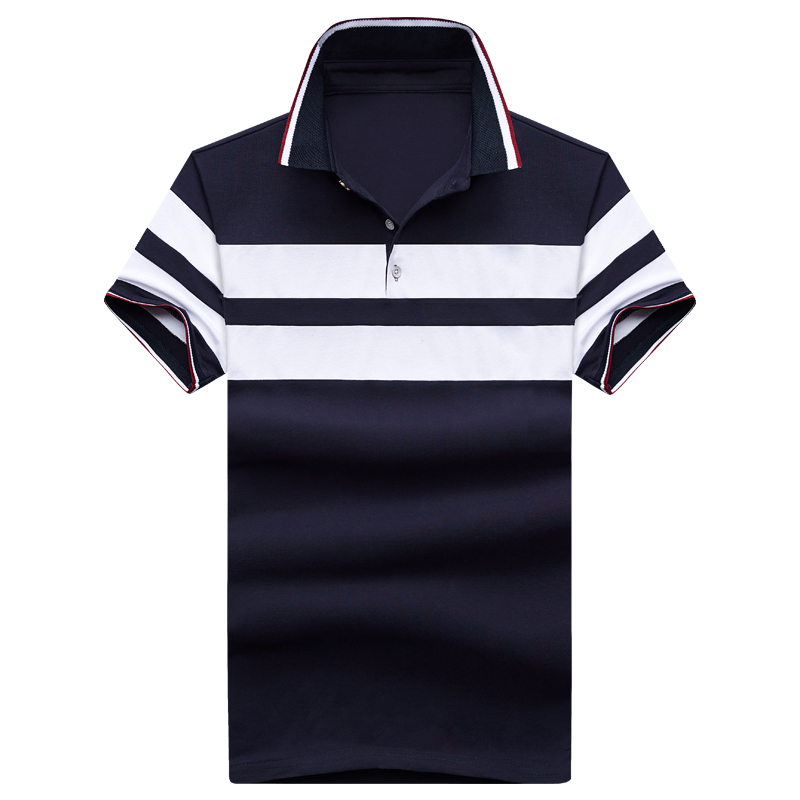 Woodvoice Brand Clothing Mens Polo Shirt High Quality Men Business Casual Jersey Polos Male Polo Cotton Tees Shirt Short Sleeve