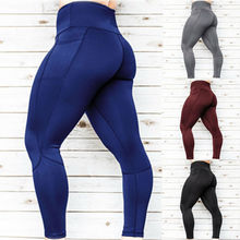 Goocheer 2019 New Hot Sexy Fashion Women High Waist Yoga Gym Pants Fitness Sport Exercise Running Leggings Workout Trousers