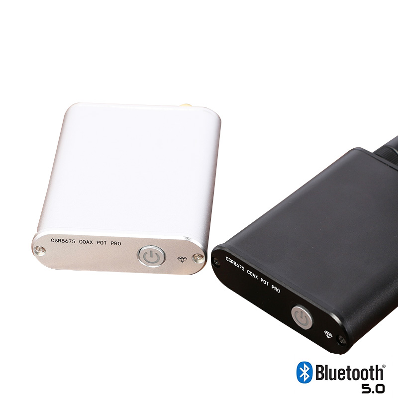 CSR8675 Wireless Bluetooth 5.0 Receiver <font><b>Board</b></font> Adapter APTX HD Bluetooth to Coaxial <font><b>Optical</b></font> <font><b>DAC</b></font> Decoder <font><b>Board</b></font> With antenna image
