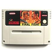 Последняя борьба, 16 битная игровая картридж для pal консоли