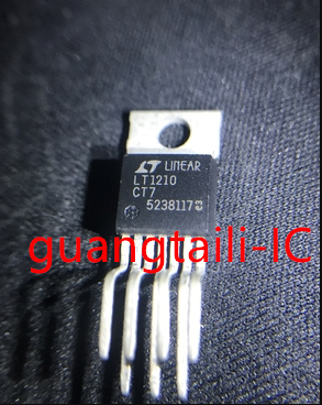 5PCS <font><b>LT1210CT7</b></font> LT1210 CT7 TO-220-7 Current feedback operational amplifier New original image