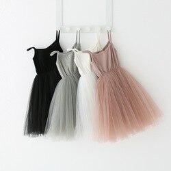 Летнее платье для маленьких девочек; Платье принцессы 2020; Пляжное праздничное платье; 4 цвета; Одежда для малышей; От 1 до 5 лет; HH002