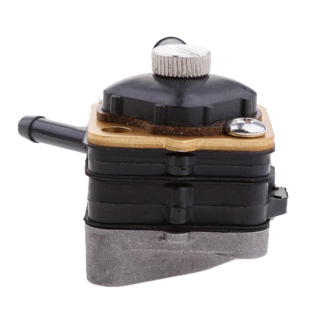 Heavy Duty Vacuum Fuel Pump - For Johnson Evinrude 397839 391638 397274 - 6HP 8HP 9.9HP 15 HP
