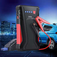 Multi-función de dispositivo de arranque 12 V 600A coche portátil jersey de gasolina Diesel coche cargador de batería de coche de refuerzo buster