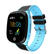 SK07 Children Smart Watch GPS Tracker SOS Smart Monitoring Positioning Anti Lost Phone IP67 Waterproof For Kids GPS Watches voberry smart watch kids gps tracker watch phone for children with gps gsm wifi positioning phone android