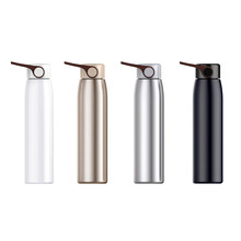New Insulation Cup 304 Stainless Steel Korean Creative Portable Thermos cup