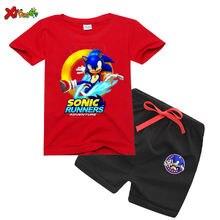 Комплект детской одежды для мальчиков летняя детская одежда