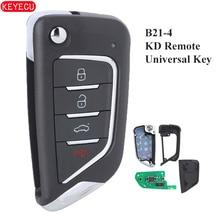 B21 4 KEYDIY Universal KD900 KD900 + URG200 Mini KD KD X2 4ปุ่มรีโมทคอนโทรลKD Remote Car Key B21 4
