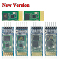 HC-05 HC-06 Master-Slave 6Pin/4Pin Anti-Reverse, Integrated Bluetooth Serial Pass-Through Module, Wireless Serial for Arduino