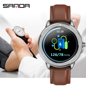IP67 Smart Watch Bluetooth Fitness Tracker Sports Watch Heart Rate Monitor Blood Pressure Smart Bracelet for Android IOS