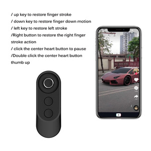 Image 5 - NOVO Sem Fio Bluetooth Controle Remoto Do Obturador Da Câmera Para SmartPhones Fotos Selfies handy Controle Remoto Da Câmera Do Bluetooth