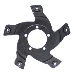 Image 3 - 130 Bcd Chainring עכביש מתאם תשלובת עבור Bafang G320 Bbs03B Bbshd אמצע כונן מנוע חשמלי אופני המרת ערכות