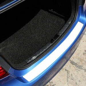 Image 3 - Protector de parachoques trasero 2019, accesorios novedosos para el coche, estilismo para el coche, novedoso para DACIA SANDERO STEPWAY Dokker Logan Duster Lodgy