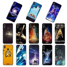 Star Trek for xiaomi redmi note 7 note 8 8 pro k30 7a k20 pro 7 note 5 6 4x Soft Silicone Phone Case(China)