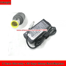 Oryginalne 90W 20V 4 5A 7 5 #215 5 5mm PA-1650-171 AC Adapter dla Lenovo ThinkPad T60 T60p T61 T400S T410I T410SI T420S T530 PA-1650-161 tanie tanio viknight 20 v 1 x US EU UK AU Power Cord Fit Your Country 100-240V~ 1 53A 50-60HZ 280g 7 5x5 5mm 125 50 x 50 30 x 29 50mm