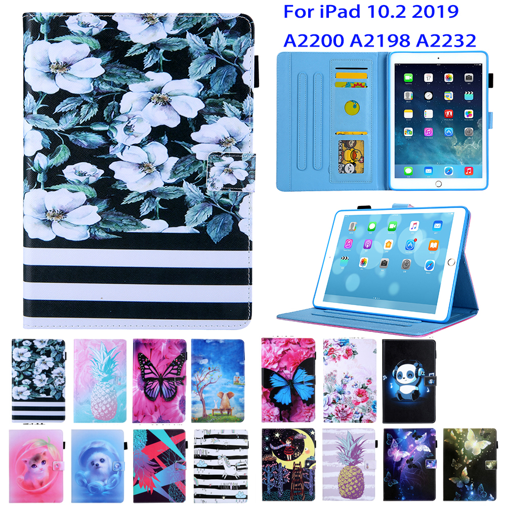 Cute Case For IPad 10.2 Case 2019 Tablet Cover For IPad 10.2