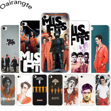 Жесткий чехол для телефона tv misfits для Apple iPhone 5 5S SE 6 6S 7 8 Plus X XR XS 11 Pro MAX(China)