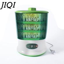 Termostato Digital para hacer brotes de soja en casa, fabricante de semillas verdes, germinador de crecimiento automático de semillas de vegetales, máquina de cubeta