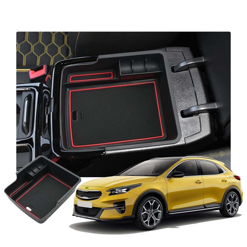 LFOTPP ящик для хранения в подлокотнике автомобиля для XCeed SUV 2020 центральный блок управления контейнер для хранения Авто аксессуары для интерьера Все для уборки      АлиЭкспресс