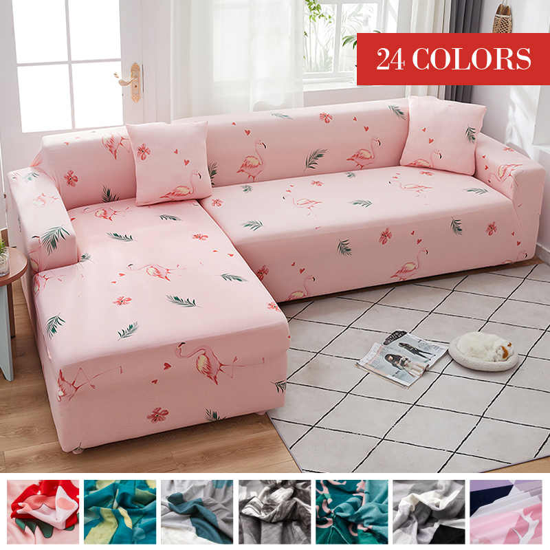 housse extensible universelle pour canape et fauteuil pour 1 2 3 4 places en spandex antiderapante pour salon