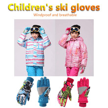 Gloves Winter Warm Outdoor New Fasion Sagace for Kids