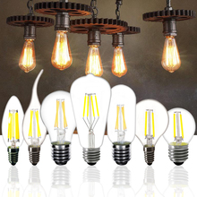 LED Bulb E27 ST64…
