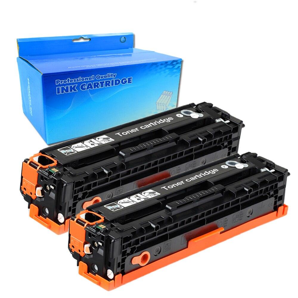 CB540A Black Genuine HP Print Cartridge For CP1215 New Blue Box