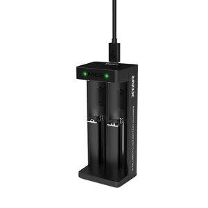 Image 4 - Xtar MC2 Di Động Sạc 5V Micro Dùng Nguồn USB 3.6 V/3/7 V IMR Inr Li ion pin 10440 26650 21700 21700 18650 Pin Sạc
