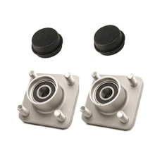 Hot 2 Pcs for Club Car Front Wheel Hub Assembly with Bearings for Precedent DS 03.5+ 102357701