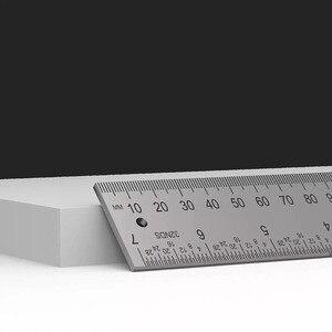 Image 3 - Youpinデュカ多機能デジタル表示角度定規ledディスプレイ360度測定304ステンレス鋼レーザーキャリブレーション
