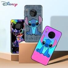 Animation Stitch Disney For Huawei Y Y9A Y9S Y9 Y8P Y8S Y7A Y7P Y7 Y6 Y6P Y6S Y5P Y5 Prime Pro 2019 2020 Soft Phone Case