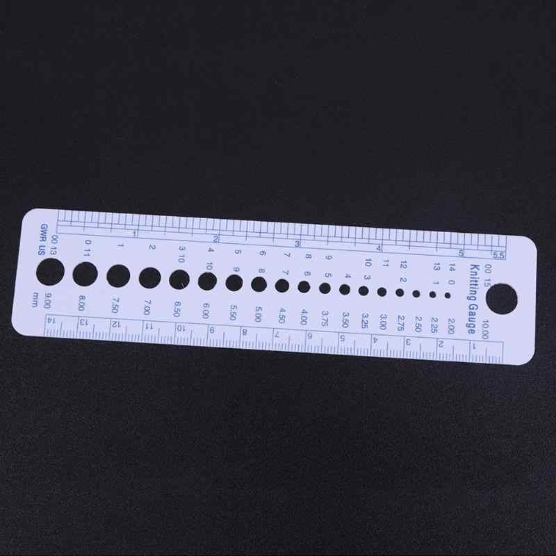 1 pc diy ferramentas de costura retalhos régua alfaiate yardstick pano corte régua tecido acrílico grosso pano para retalhos