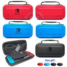 Nintendoswitch Bolsa de almacenamiento portátil para Nintendo Switch, funda de transporte de EVA, accesorios para Nintendo Switch
