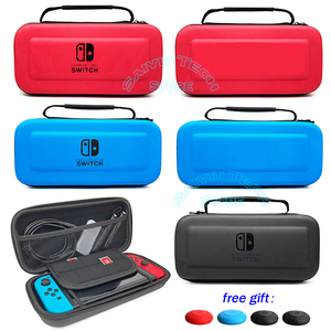 Image 1 - Nintendoswitch Draagbare Hand Opbergtas Nintendos Nintend Switch Console Eva Carry Case Voor Nintendo Switch Accessoires