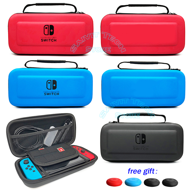 Nintendoswitch Draagbare Hand Opbergtas Nintendos Nintend Switch Console Eva Carry Case Voor Nintendo Switch Accessoires