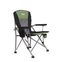 New European Outdoor Folding Chair Portable Beach Stool Director Fishing Leisure Table