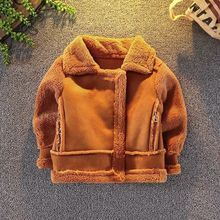 Kids Hooded Jacket Outerwear Boys Coat Infant Baby-Boy Autumn Winter Children for Clothing