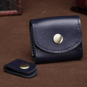 Mini Mode Geldbörse Vintage Männer Frauen PU Leder Brieftasche Multifunktions Weiblich Kleine Münze Tasche Schlüssel Tasche Geldbörsen