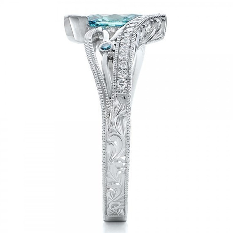 ENCHANTING CRYSTAL MONARCHY RING 5