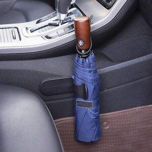 Multifunction Small Hook Hanger Rack In The Car Auto Umbrella Hook Multi Holder Hanger Car Seat Clip Fastener Rack