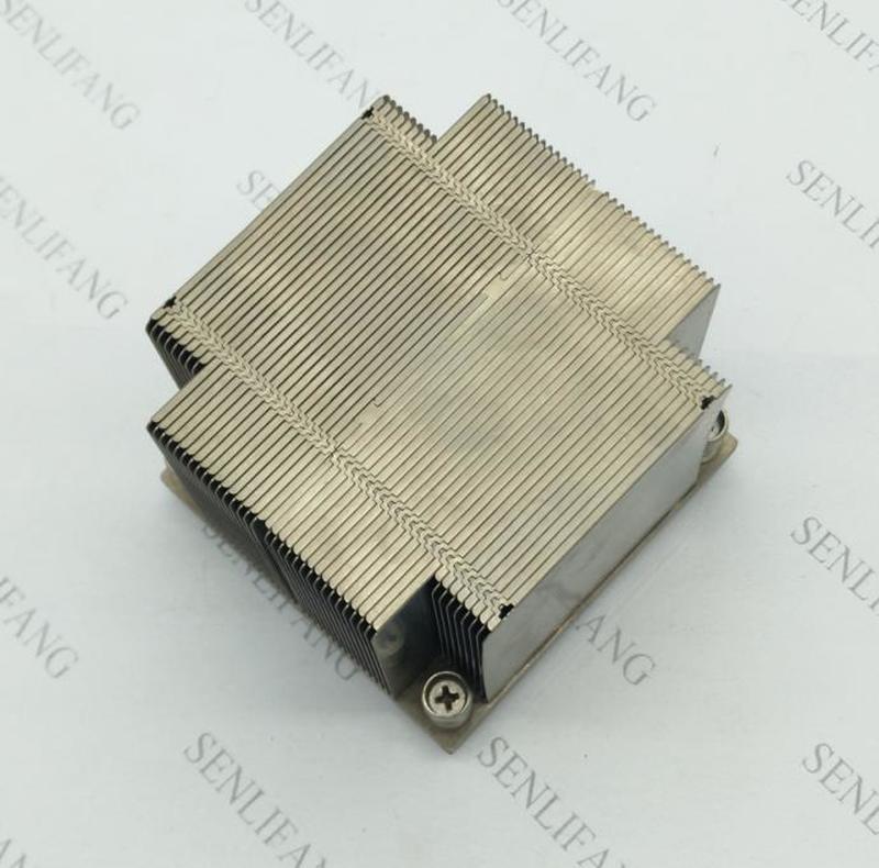 Original 6DMRF 06DMRF For PowerEdge R510 Server LGA1366 CPU Heatsink